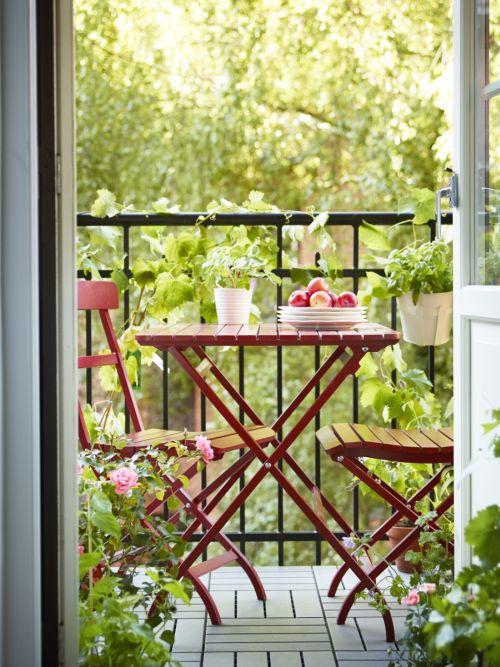 6 tip pro mal balkon for Mesa y sillas para balcon