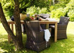 Vybíráme zahradní nábytek