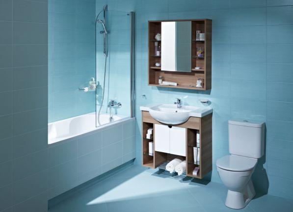 Koupelnová série LYRA Plus