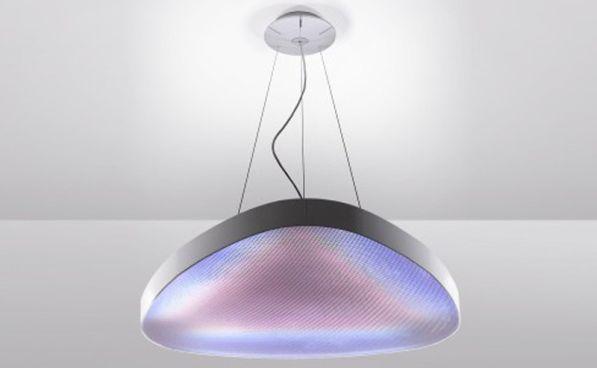 Závěsné stropní svítidlo Trifluo