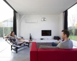 Moderní klimatizace pro komfort bydlení