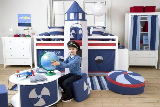 Kolekce dětského nábytku Aeroplane - nábytek z e-shopu www.nabytek-aldo.cz