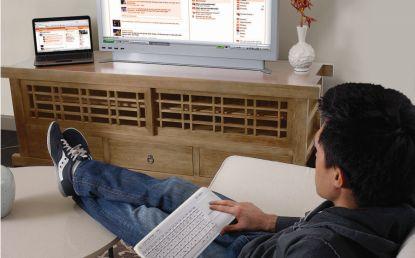 Soutěž o 2 obývákové klávesnice Logitech