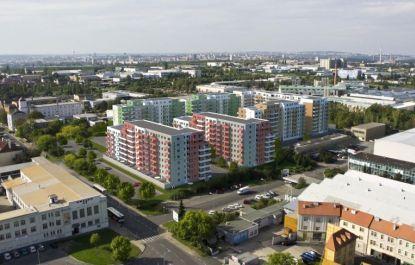 EKOSPOL zahajuje prodej třetí etapy projektu EKOCITY Hostivař. Nabízí 124 bytů