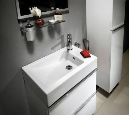 Jak vybavit malou koupelnu? Hlavně prakticky