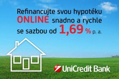 Neztrácejte čas. Refinancuje svou hypotéku pohodlně online a ušetřete až dvě splátky ročně
