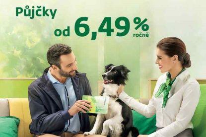 Sberbank nabízí až do dubna garanci nejvýhodnější spotřebitelské půjčky. Během splácení FÉR půjčky dorovná konkurenční nabídku až do 5,99 % ročně
