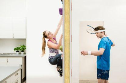 Nové sádrokartonové desky Habito pro odolný a flexibilní interiér