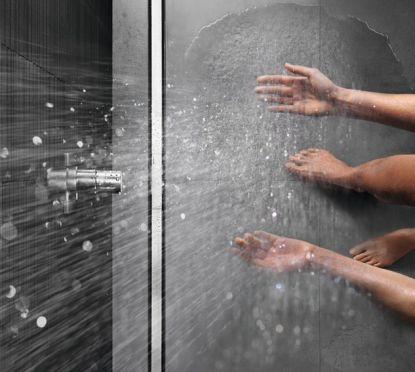 Sprchové kanálky Geberit CleanLine pro sprchy vúrovni podlahy