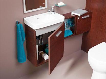 Jaký vybrat nábytek do koupelny