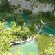 Můj výlet k Plitvickým jezerům