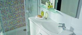 Řešení pro malé i velké koupelny