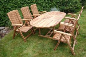 Kupujeme zahradní nábytek