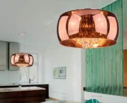 Vytvořte si stylový interiér s designovými světly od Elusie