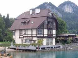 Kotěrova vila na břehu Wolfgangsee