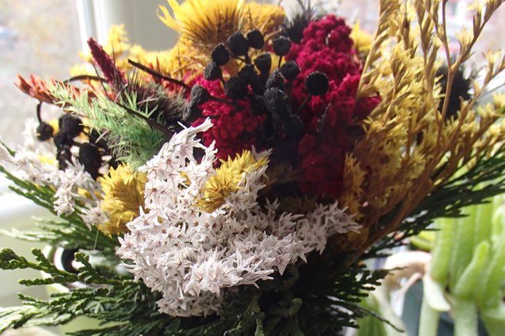 Čas sušených květů