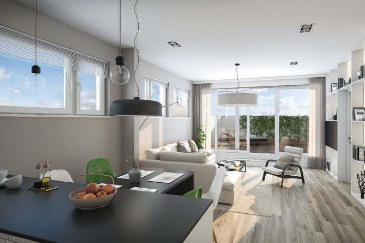 Moderní městské byty na dosah přírody