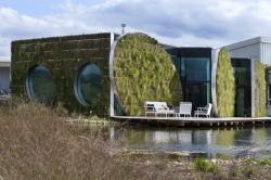Ve Slavkově u Brna stojí kancelářská budova budoucnosti