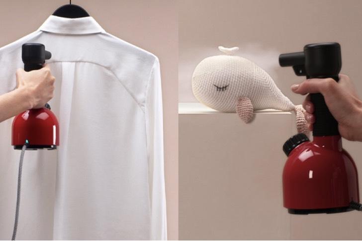Hygienický napařovač Laurastar IGGI - dokonalé žehlení a účinná dezinfekce